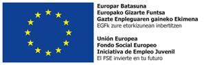 Proyecto cofinanciado por Fondo Social Europeo