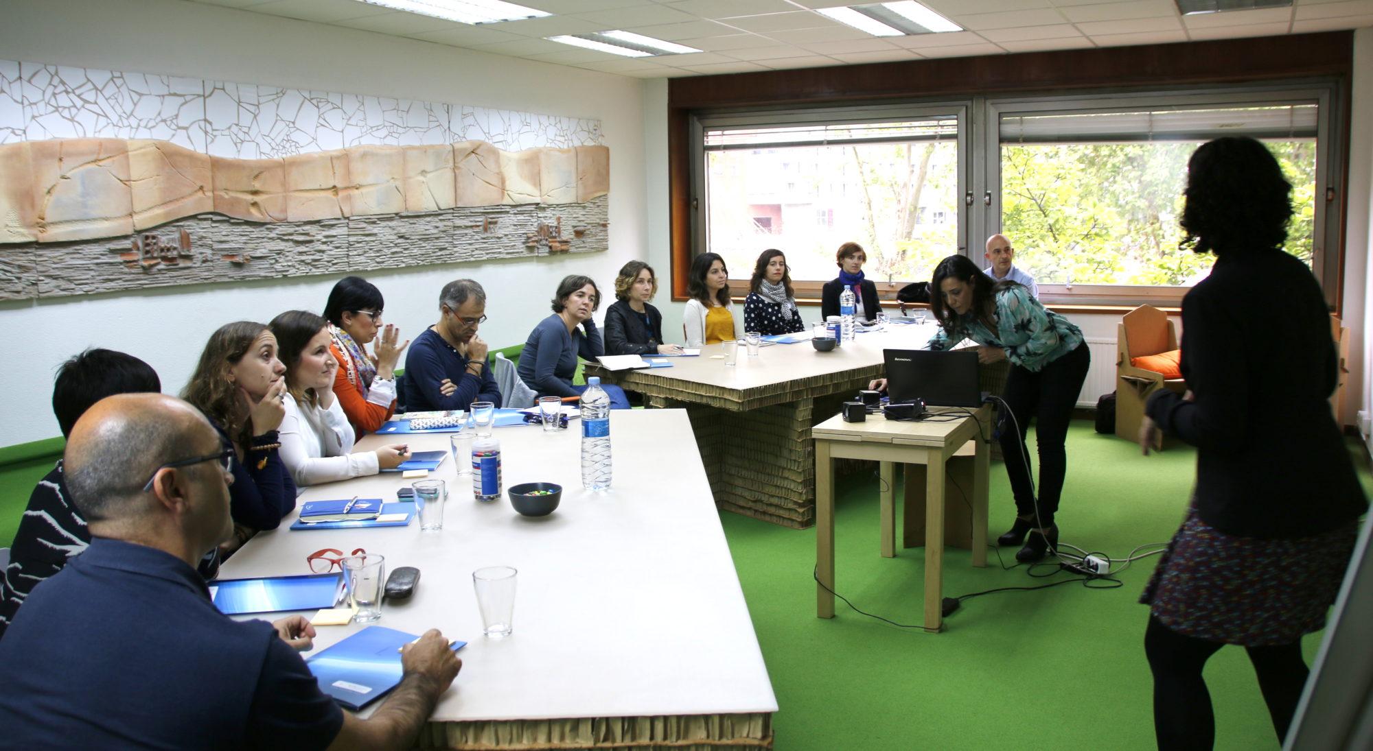 Taller para tutores de jóvenes en prácticas profesionales
