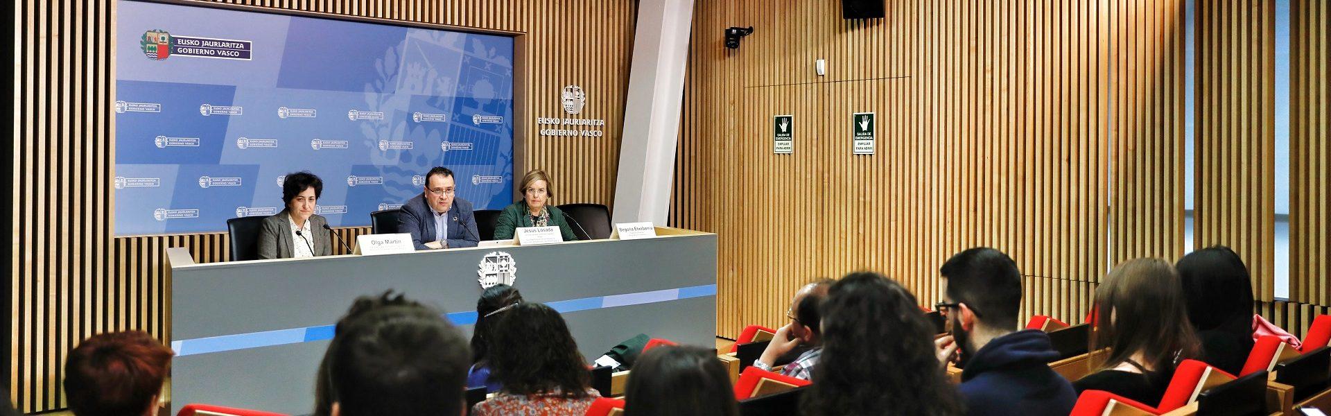 (Castellano) Ihobe, Aclima y NSF ponen en marcha un programa de prácticas para fomentar el empleo juvenil en el sector ambiental