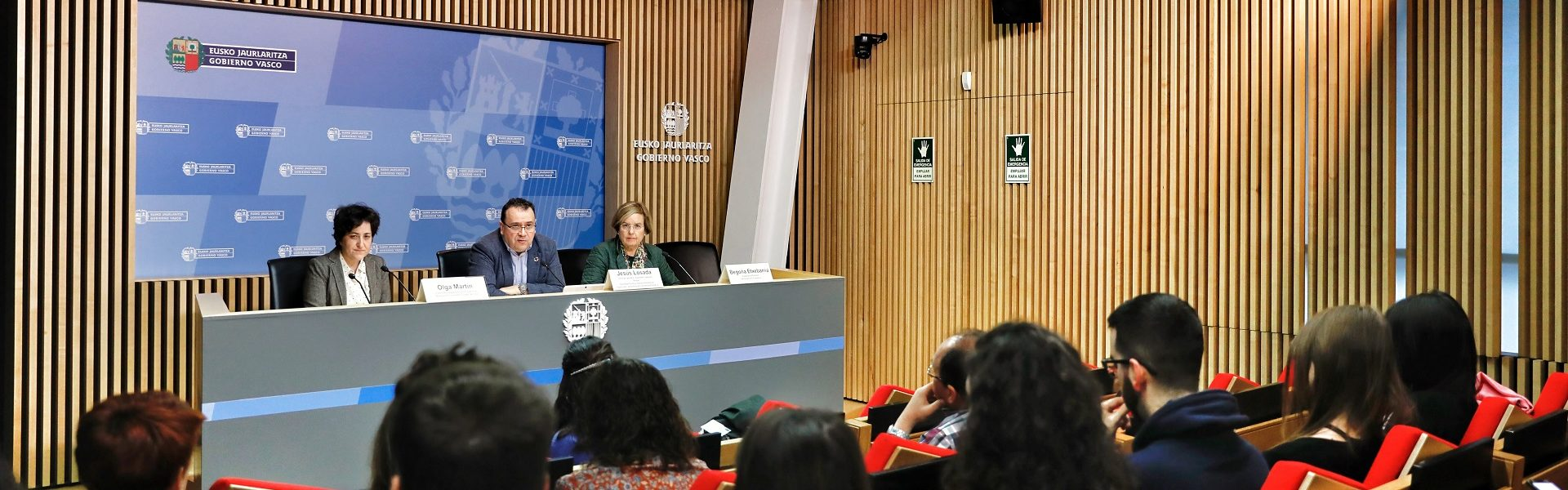 Ihobe, Aclima y NSF ponen en marcha un programa de prácticas para fomentar el empleo juvenil en el sector ambiental