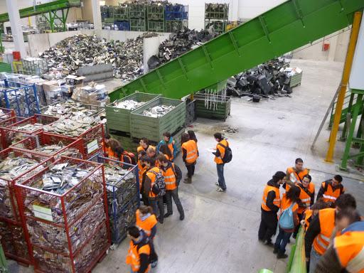 Indumental recycling. Práctica profesional de gestión administrativa en el área de personal