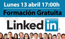 Curso de Linkedin gratuito en Fundación Novia Salcedo