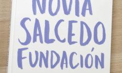 Libro 40 años de histroia Fundación Novia Salcedo