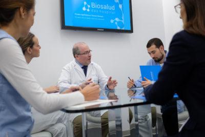 Práctica profesional de vigilancia tecnológica en el sector Bio-Salud – Derio – Ref. 06030