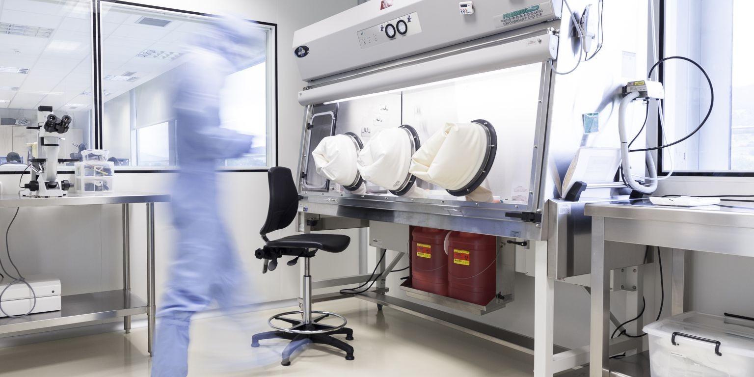 Práctica profesional en fabricación de productos sanitarios