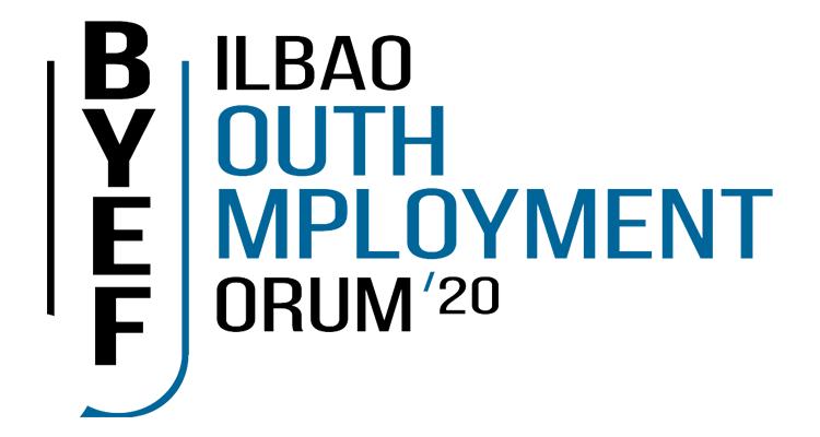 BYEF - Bilbao Youth Employment Forum 2020. empleo formación feria empleo trabajar prácticas curso