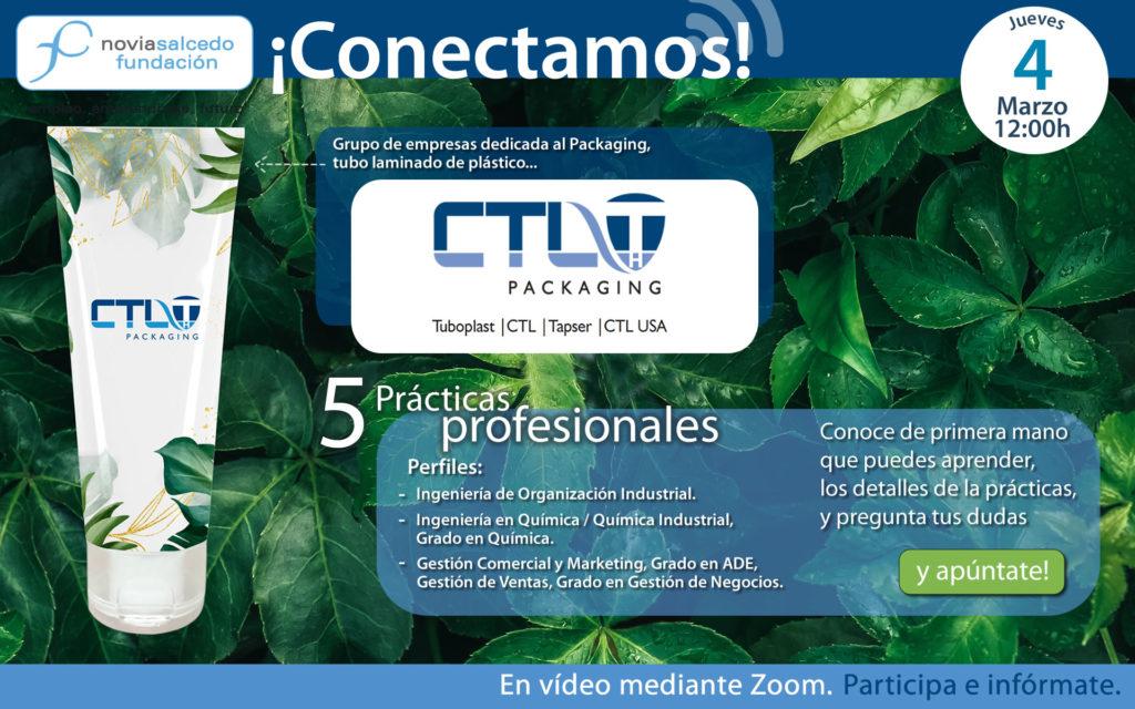 conectamos con CTL Packaging. 5 Prácticas profesionales