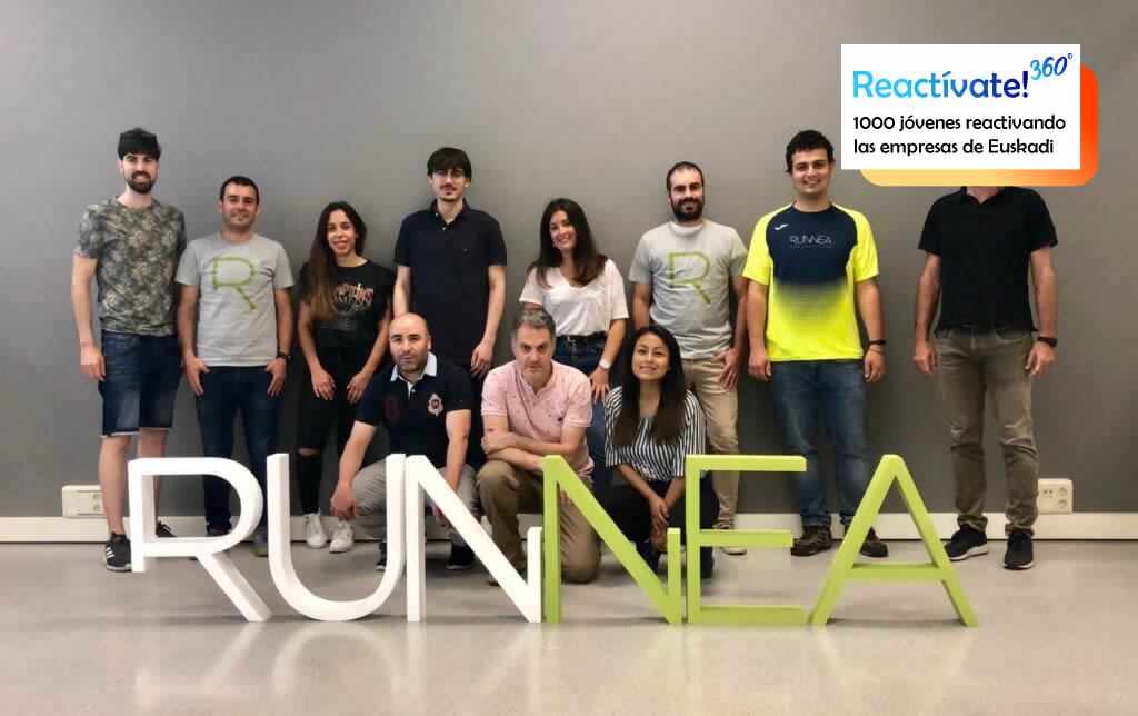 Becas Prácticas profesionales remuneradas Gembira Tech - runnea paddelea mundo training sneakers con Fundación Novia Salcedo.