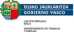 Gobierno Vasco - Departamento de trabajo y empleo