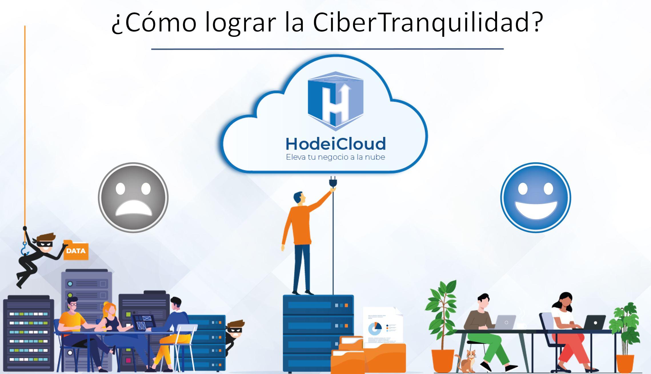 Becas Practicas profesionales remuneradas en Hodei Cloud con Fundación Novia Salcedo