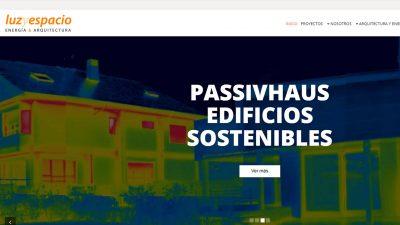 Práctica profesional en arquitectura sostenible – Vitoria – Ref.04035