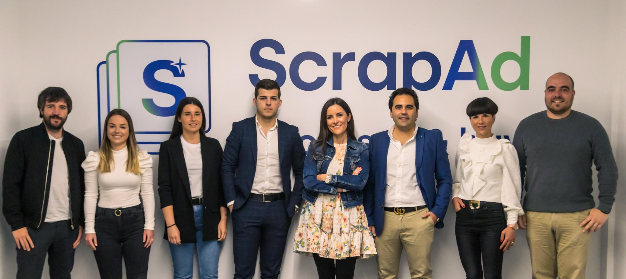 Becas Prácticas profesionales remuneradas en ScrapAD con Fundación Novia Salcedo