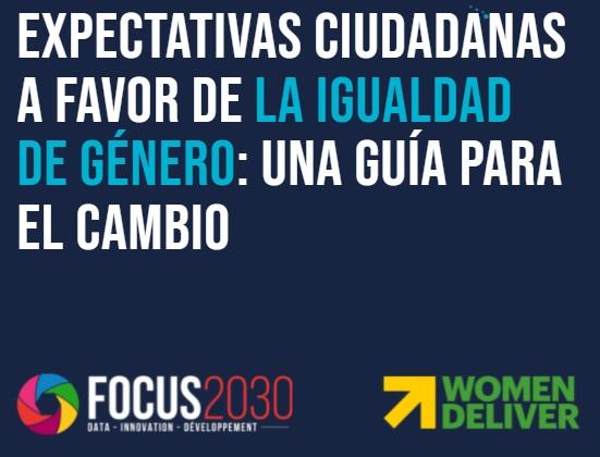 La igualdad de género en un mundo en pandemia