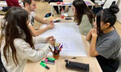 jóvenes focus group renta básica