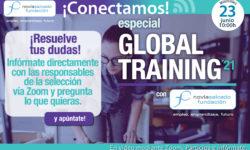 Conectamos Especial Global Training: Resuelve tus dudas