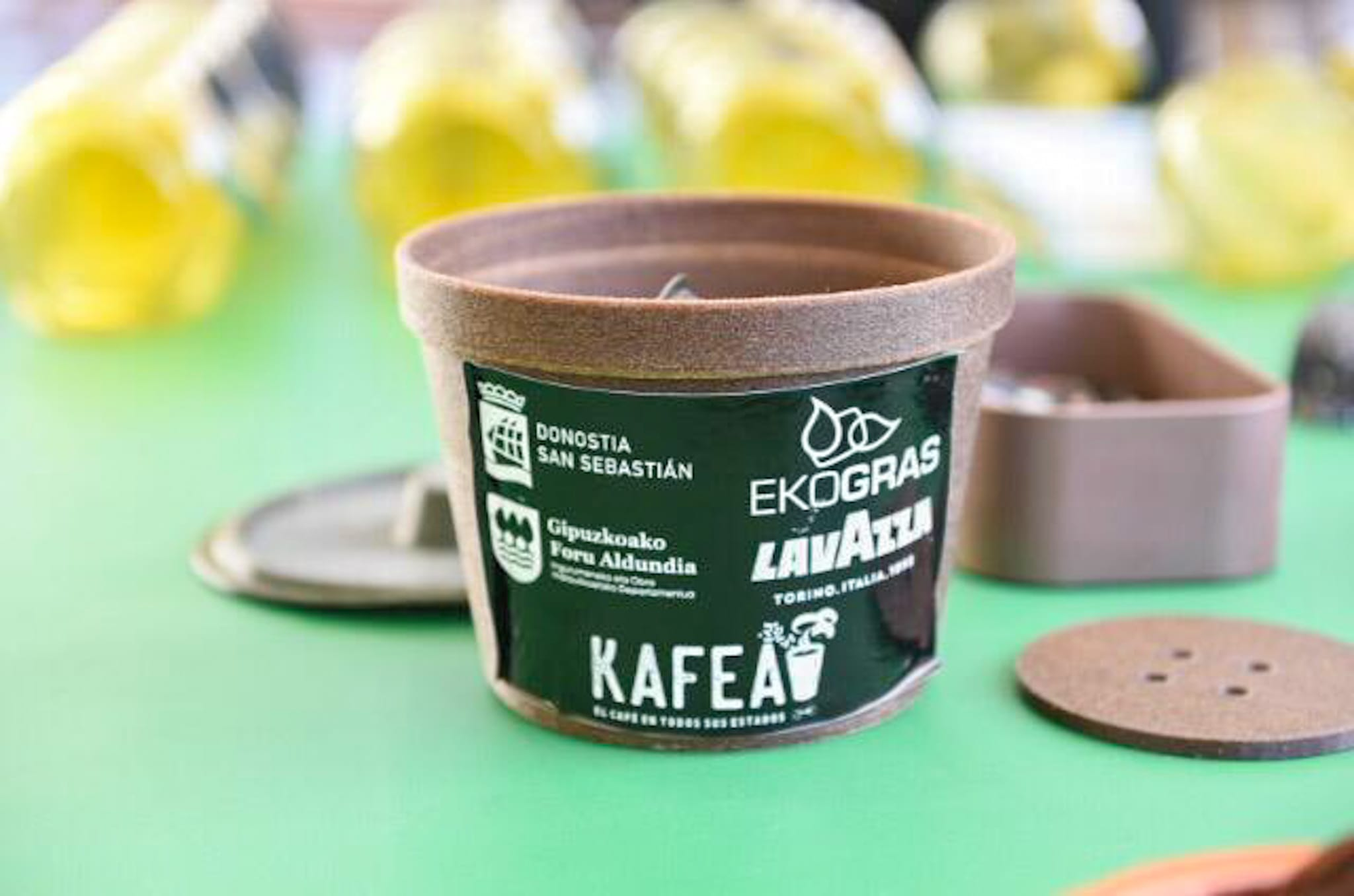 Becas Prácticas profesionales remuneradas en proyecto Kafea Ekogras con Fundación Novia Salcedo