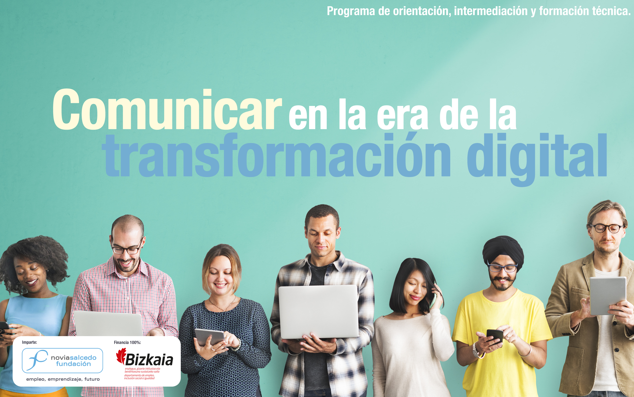 comunicar en la era de la transformacion digital