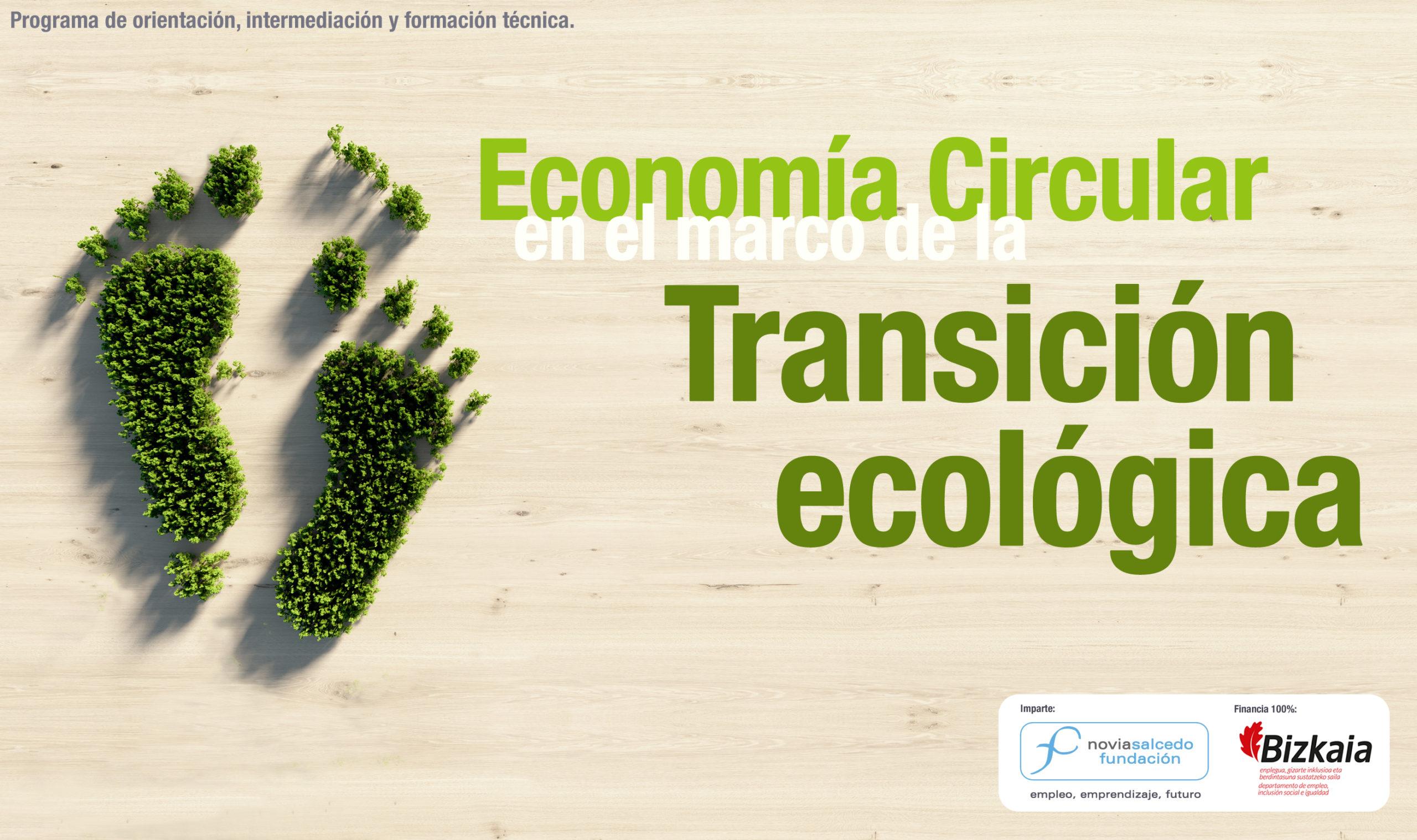 economía circular en el marco de la transición ecológica