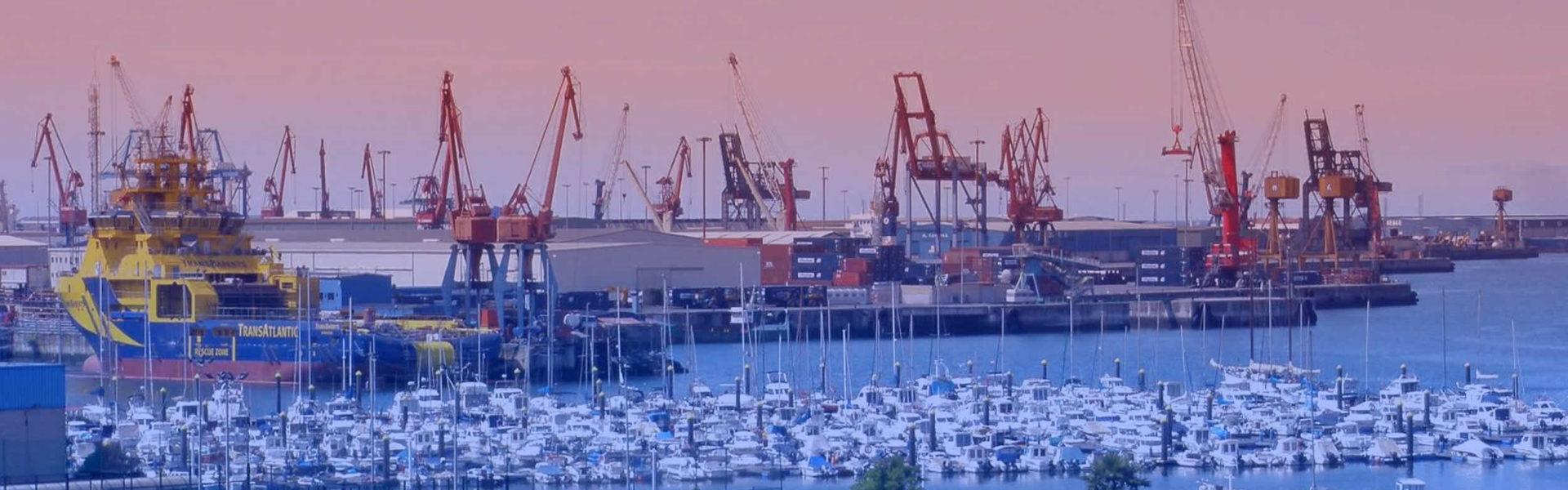 Prácticas Fundación Puerto y Ría de Bilbao. Convocatoria 2021.