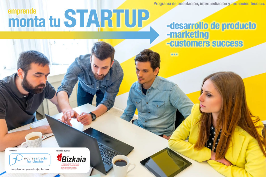Monta tu startup