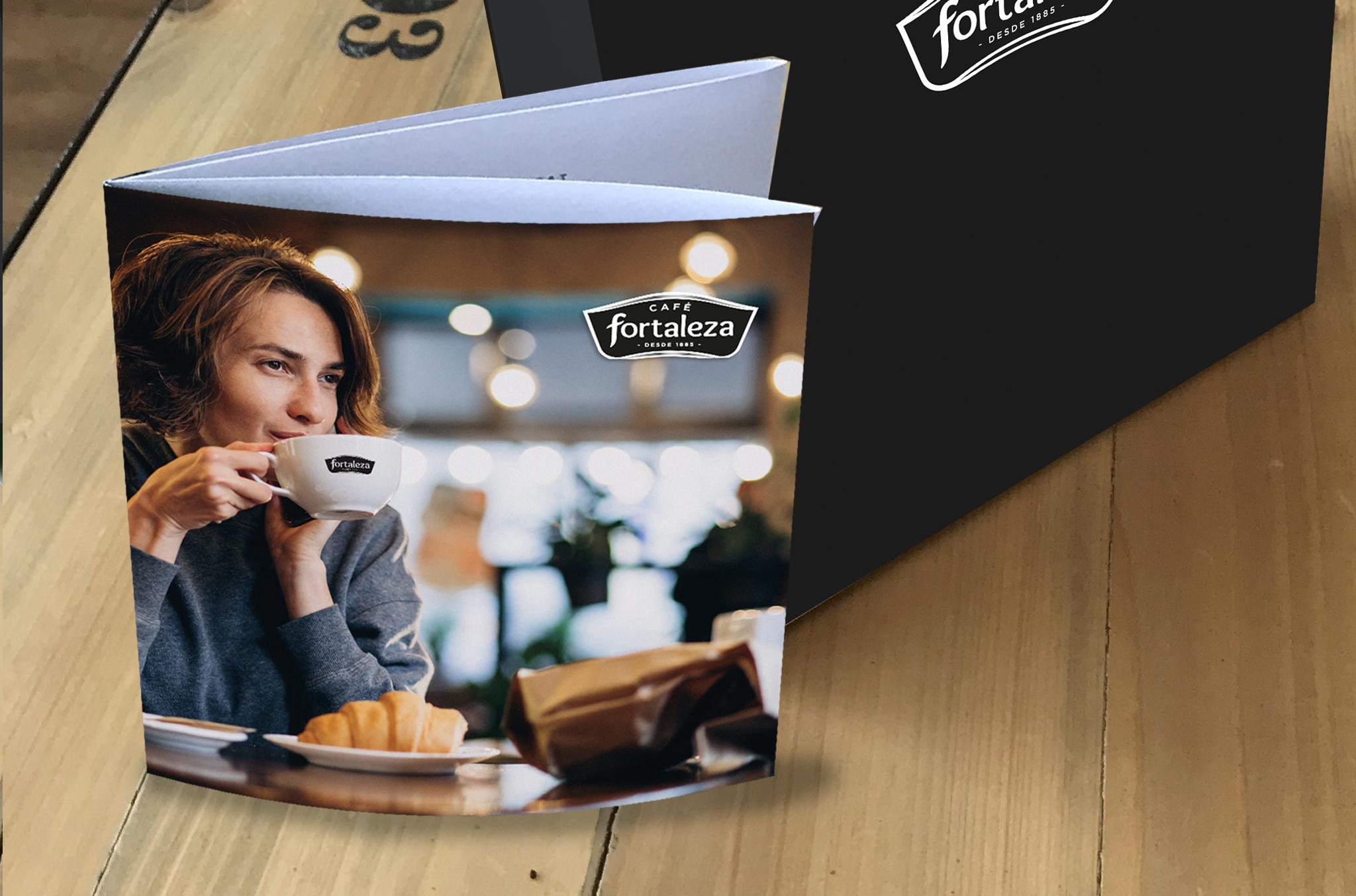 Becas Prácticas Profesionales remuneradas Cafe Fortaleza con Fundación Novia Salcedo