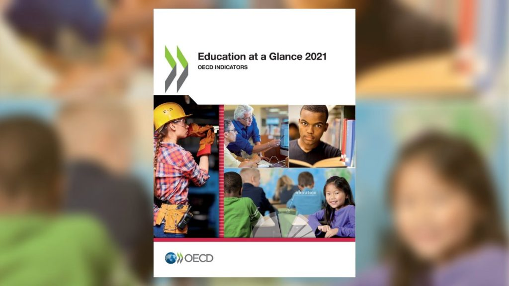 education at a glance 2021