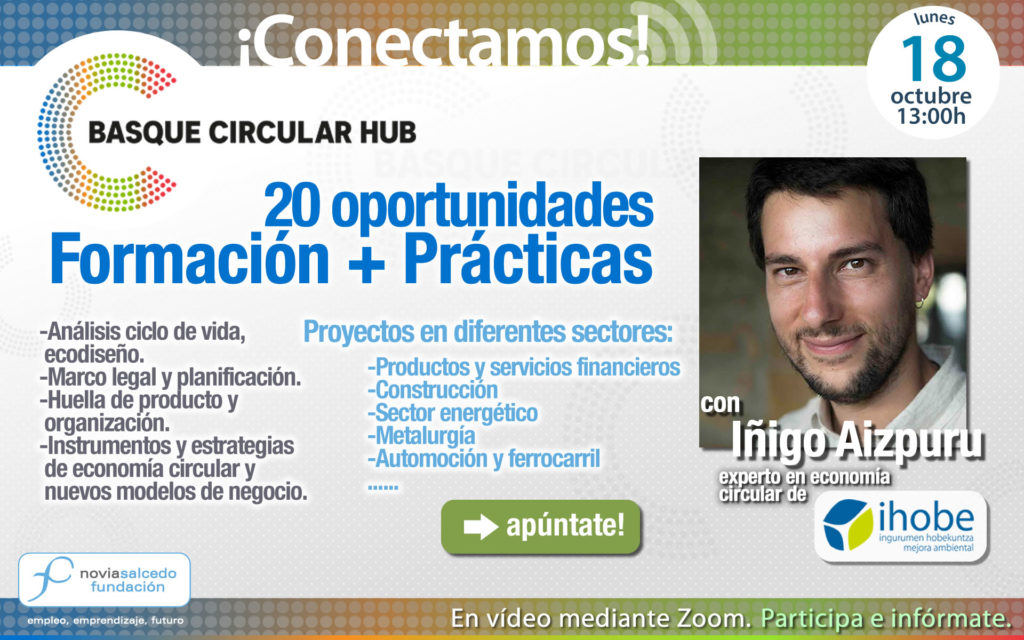 Conectamos Basque Circular HUB